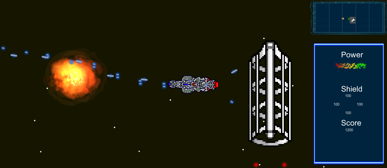 Space Crusaders